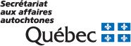 Secrétariat aux affaires autochtones - Québec